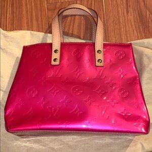 Louis Vuitton Fuchsia Reade PM